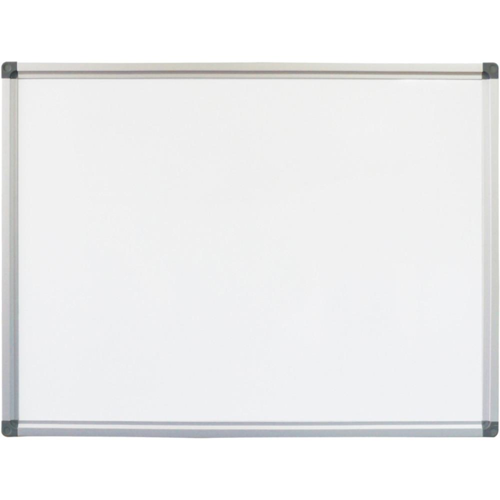 Rapidline Standard Whiteboard 1200x900mm Aluminium Frame
