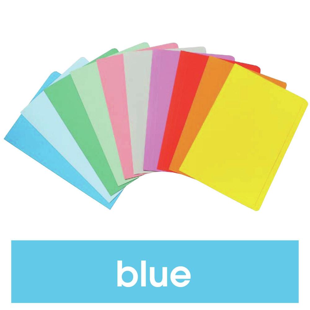 MARBIG MANILLA FOLDER F/Cap Blue (PK20)
