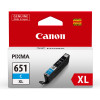CANON - CLI651XL - High Yeild Cartridge - Cyan