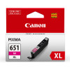 CANON - CLI651XL - High Yeild Cartridge - Magenta