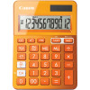 CANON LS123KM CALCULATOR Desktop Orange