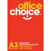 OFFICE CHOICE LAMINATING POUCH A3 80 micron*