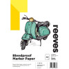 REEVES BLEEDPROOF PAD A5