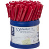 Staedtler 430 Ballpoint Pen 1.0mm Red Pack of 50