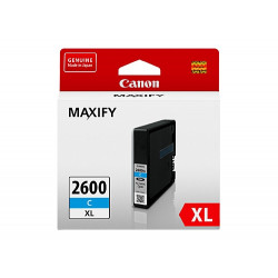 CANON - PGI2600XL - HIGH YIELD 1500 PAGES - CYAN