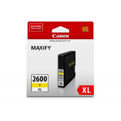 CANON - PGI2600XL - HIGH YIELD 1500 PAGES - YELLOW