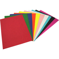 RAINBOW TISSUE PAPER 17 GSM 375mmx250mm Acid Free Assorted Pack of 100