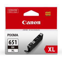 CANON - CLI651XL - High Yeild Cartridge - Black