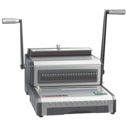 Qupa Wire Binding Machine MQUPAS210 2:1 Pitch