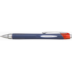 UNIBALL JETSTREAM ROLLERBALL Retractable 0.7mm Red