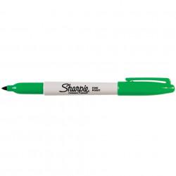 SHARPIE FINE POINT MARKER Permanent 1.0mm Fine Green