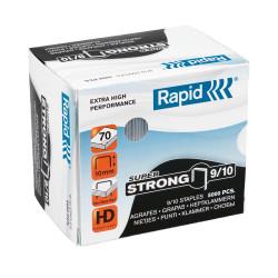 RAPID 9/8 STAPLES 8mm Heavy Duty BX5000