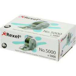 REXEL CARTRIDGE STAPLES For Stella 520E stapler box of 5000