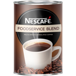 NESCAFE FOODSERVICE COFFEE Blend 1kg Tin
