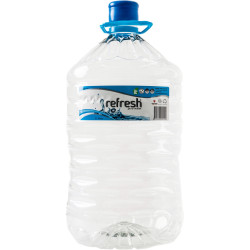 REFRESH PURIFIED WATER BOTTLE 12 litre