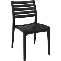 ARES HOSPITALITY CHAIR Black