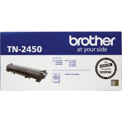 BROTHER - TN2450 Toner Cartridge Black High Yield