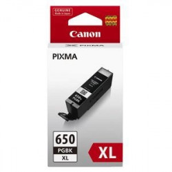 CANON - PGI650XL - Black HY (500 pages) Cartridge