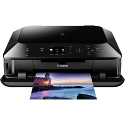 CANON PIXMA MG5460 INKJET MFP Colour Print Copy Scan WiFi 15ipm Black