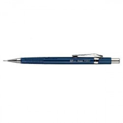 PENTEL P200 SERIES MECHANICAL DRAFTING PENCILS 0.7mm Blue Barrel **P207**