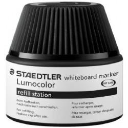 STAEDTLER LUMOCOLOR WHITEBOARD REFILL STATION - 48851-9 (Black)