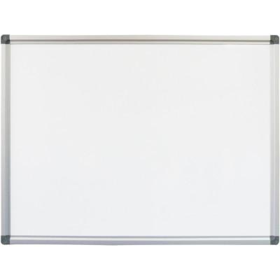 Rapidline Standard Whiteboard 1800x1200mm Aluminium Frame